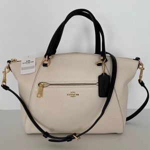 Coach Prairie Satchel Shoulder Crossbody Bag